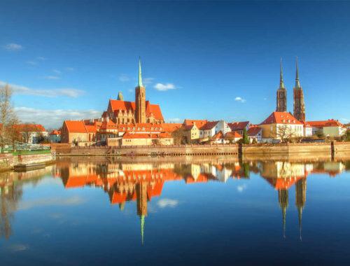 panorama Poznania